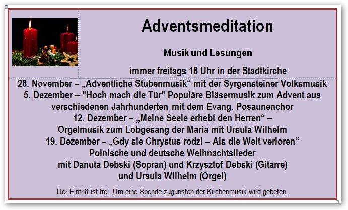adventsmed 2014